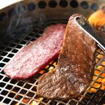 焼肉 武田や - 料理写真:リブ芯