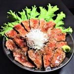 ステーキ丼(並)150g