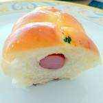 コンチェルト - 焼ウインナー160円