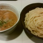59290790 - 濃厚魚介つけ麺(並)  800円