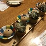 博多 表邸 - サザエのつぼ焼き