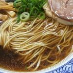 いし川 - 麺