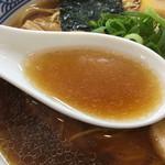 いし川 - スープ