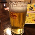 オリオン食堂 - 生ビール