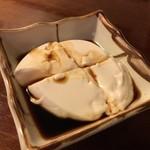 オリオン食堂 - ジーマミー豆腐