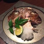 龢nagi - 161124 鯛兜焼き