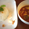 和sian-cafe aimaki - 料理写真:マッサマンカレー 1,180円