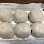 八景店 - 料理写真:そばまんじゅう