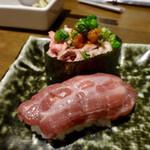 横浜 肉寿司 -