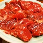 さっぽろジンギスカン - 料理写真:生ラムジンギスカン