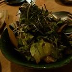 温羅厨房 まんまや。 - 温羅のサラダ