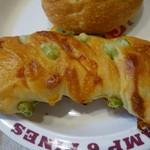 KONパン - 料理写真:(2016/10月)枝豆入りパン