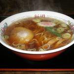 新川 - 料理写真:ラーメン 600円