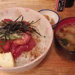 富士軒食堂 - 料理写真:本鮪 まぐろ丼