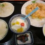 59306901 - エビマヨ定食