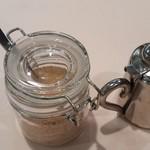 ape cucina naturale - 砂糖とミルク