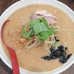 8823製麺 - 料理写真:みそかラーメン(大盛)