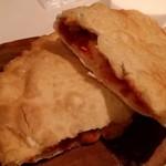 パンツェロッテリア - フレッシュバジルのマルゲリータ