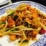 タイ料理 あろいなたべた - 料理写真:パッタイ