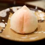 の弥七 - 桃饅頭