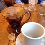 ケーキ パスタ&バール いすずカフェ - コーヒー。