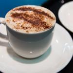 レイズコーヒー - カプチーノ(300円):こちらはおかわり自由ではありません。