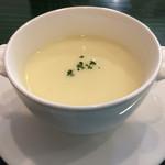 59314383 - コーンスープ