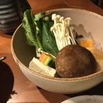 59319931 - すき焼き野菜