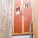 45dav - 2階の入り口