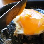 59321186 - ―2016.11.13―                       半熟の卵は中々良い。
