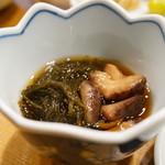 小判寿司 - ナマコ酢