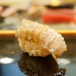 小判寿司 - 鮃の縁側