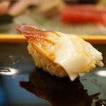 小判寿司 - 北寄貝