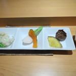 59325338 - 温野菜&西京味噌ソース