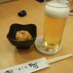 59325439 - 生ビール&通し