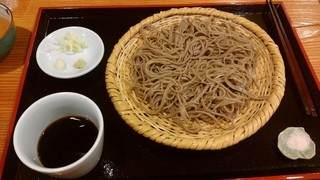 蕎麦倶楽部 佐々木 - ざるそば