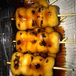旭軒 - 料理写真:ふわふわとし伸びの有るみたらし団子