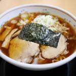 たかべん食堂 - 醤油ラーメン 450円