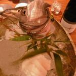 59327754 - お造り:太刀魚、アナゴ