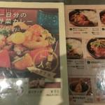 59333849 - 野菜カレーを注文