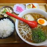 喜風軒 - 本日のランチ 750円