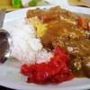 ひらた食堂 - 料理写真:カツカレー