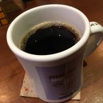 Obo cafe - ホットコーヒー 2016.11