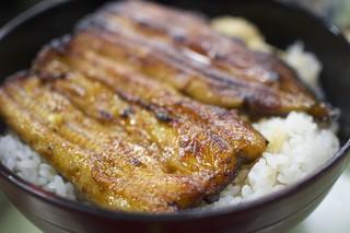 鯉とうなぎのまるます家 総本店 - 1500円『うな丼』2016年12月吉日