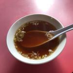 秀華苑 - スープ