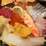 59338248 - 海鮮丼 1,750円(税込)