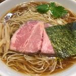 59339071 - こもんラーメン大盛(麺かた)
