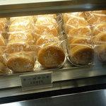 石田屋 - チーズサンド♪こちらも人気商品らしいです。