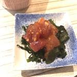 菌太郎 - まぐろ醤油麹漬け