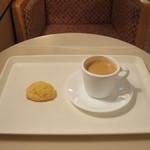 サンマルクカフェ - 料理写真:ポンデチーズとブレンド Mサイズ